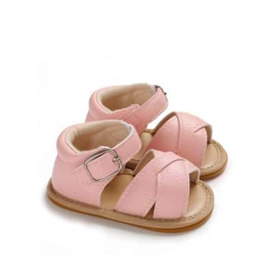 Sandales Croisées Girly