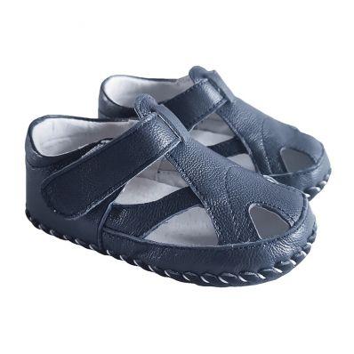 sandales semelles souples fermées BG C2BB - chaussons, chaussures, chaussettes pour bébé
