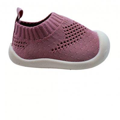 Chaussurettes en maille respirante Girly C2BB - chaussons, chaussures, chaussettes pour bébé