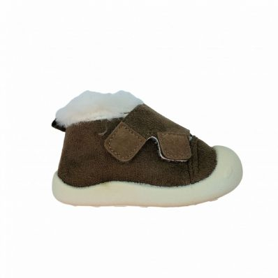Chaussurettes montantes & fourrées COLA C2BB - chaussons, chaussures, chaussettes pour bébé