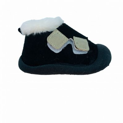 Chaussurettes montantes & fourrées GALA C2BB - chaussons, chaussures, chaussettes pour bébé