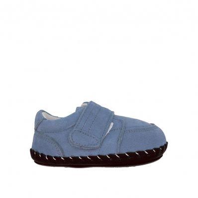 Chaussures premiers pas cuir souple Océan C2BB - chaussons, chaussures, chaussettes pour bébé
