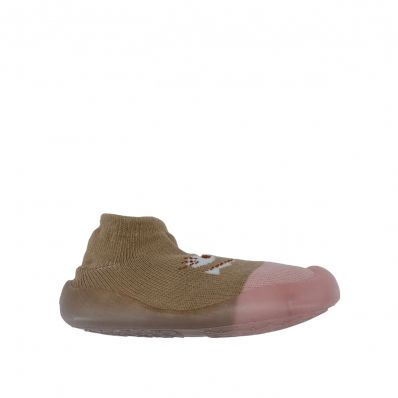 Chaussons-chaussettes respirants MONSTRE C2BB - chaussons, chaussures, chaussettes pour bébé