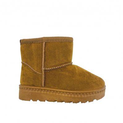 Bottines d'hiver fourrées Camel C2BB - chaussons, chaussures, chaussettes pour bébé