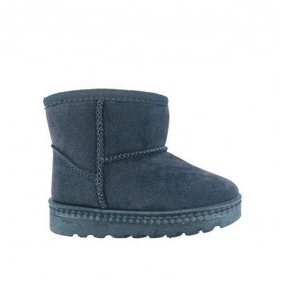 Bottines d'hiver fourrées Souris C2BB - chaussons, chaussures, chaussettes pour bébé