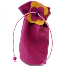 Baby Pacifier bag | Purple