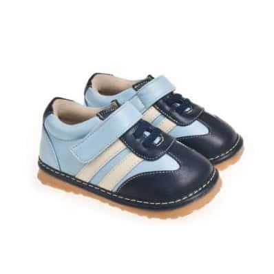 Chaussures à sifflet baskets à bandes