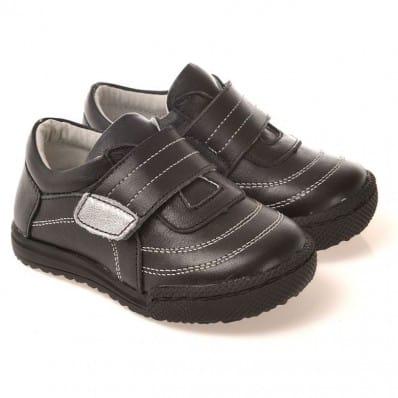 CAROCH - Chaussures semelle souple | Baskets noires