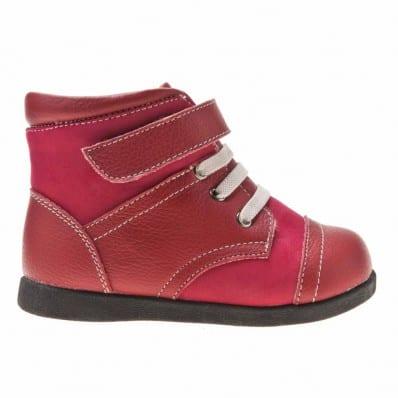 Chaussures semelle souple Bottines à lacets