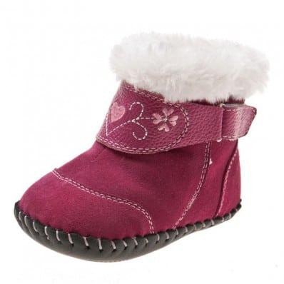 http://cdn2.chausson-de-bebe.com/3634-thickbox_default/little-blue-lamb-baby-girls-first-steps-soft-leather-shoes-pink-velvet-bootees.jpg