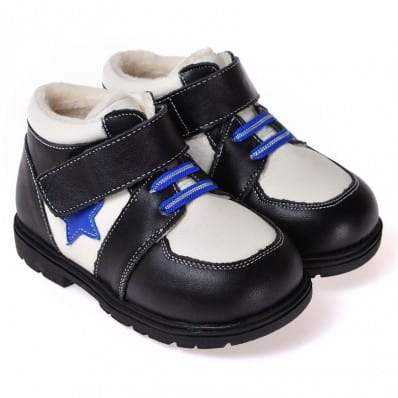 http://cdn3.chausson-de-bebe.com/3821-thickbox_default/caroch-soft-sole-boys-toddler-kids-baby-shoes-black-with-blue-star-filled-booties.jpg