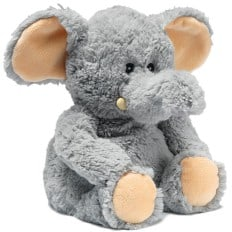 INTELEX - Plush Microwaveable warmer | Elephant