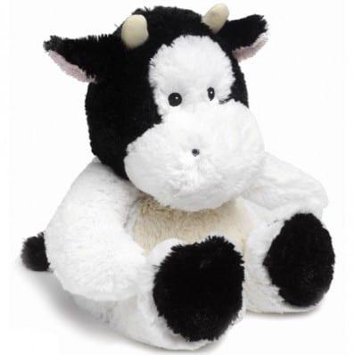 INTELEX - Cozy peluche bouillotte sèche - micro-onde | Vache