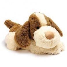 INTELEX - Wärmestofftier für mikrowelle | Hund