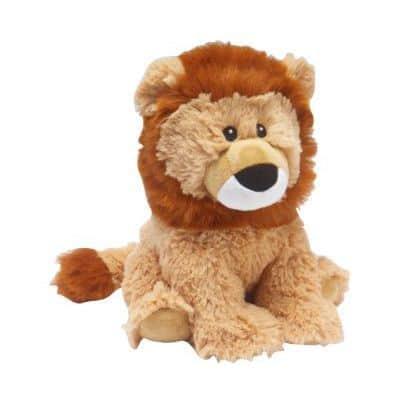 INTELEX - Wärmestofftier für mikrowelle | Löwe