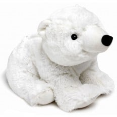 INTELEX - Plush Microwaveable warmer | Polar bear
