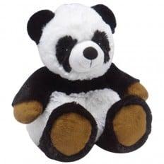 INTELEX - Cozy peluche bouillotte sèche - micro-onde | Panda