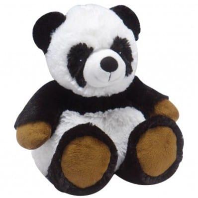 INTELEX - Wärmestofftier für mikrowelle | Panda