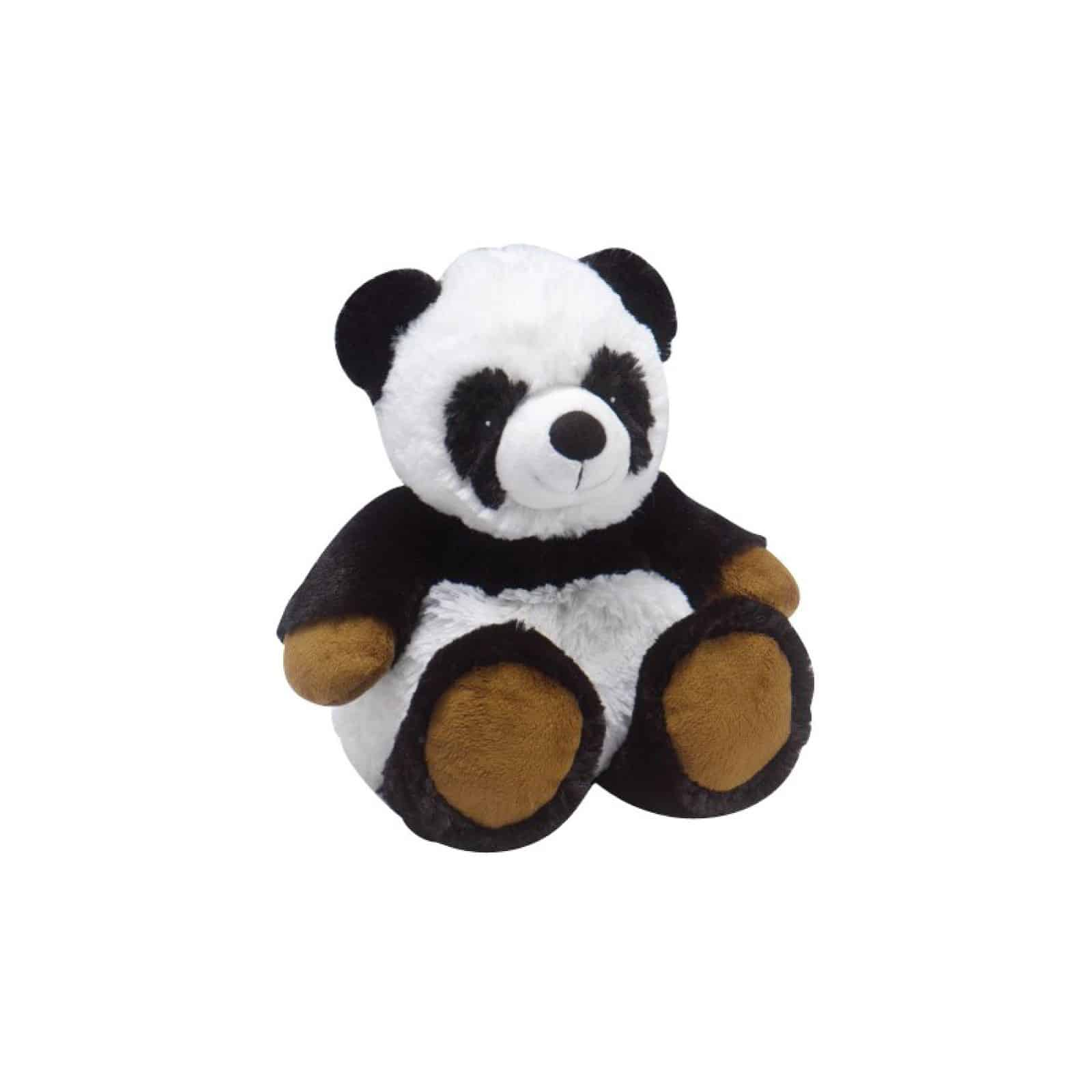 intelex cozy peluche bouillote s che micro onde panda. Black Bedroom Furniture Sets. Home Design Ideas