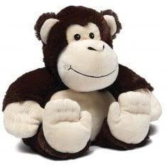 INTELEX - Peluche microonde calore tenero peluche | Scimmia