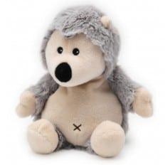 INTELEX - COZY JUNIORS Plush Microwaveable warmer | Hedgehog