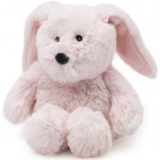 INTELEX - COZY JUNIORS Plush Microwaveable warmer   Rabbit