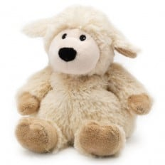 INTELEX - COZY JUNIORS peluche bouillotte sèche - micro-onde | Mouton