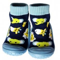 Scarpine calzini antiscivolo bambini - ragazzo | Jungle