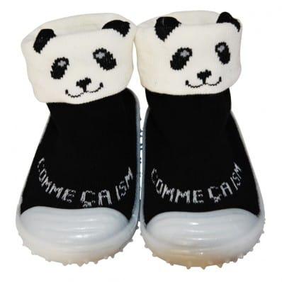 Scarpine calzini antiscivolo bambini - ragazza ragazzo | Panda