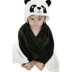Polar baby blanket boys and girls swaddle wrap from newborn | Panda