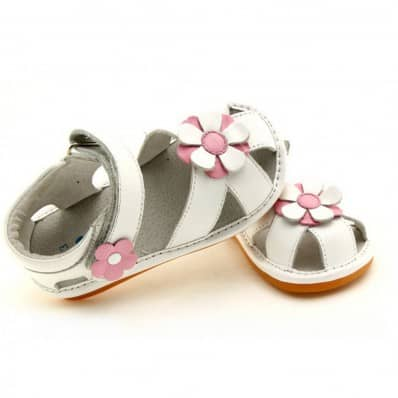 http://cdn3.chausson-de-bebe.com/4896-thickbox_default/freycoo-squeaky-leather-toddler-girls-shoes-white-sandals-with-white-pink-flower.jpg