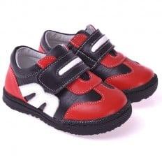 CAROCH - Krabbelschuhe Babyschuhe Leder - Jungen | M sneakers