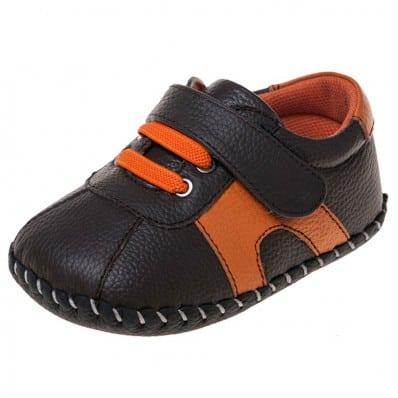 http://cdn1.chausson-de-bebe.com/5054-thickbox_default/little-blue-lamb-baby-boys-first-steps-soft-leather-shoes-brown-and-orange-sneakers.jpg