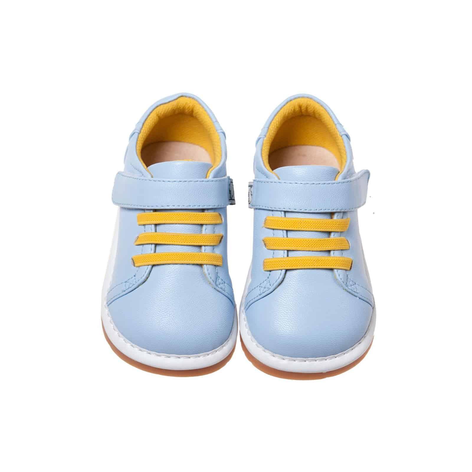 Little Blue Lamb - Zapatos primeros pasos para niño 21 aJciN9lVvG