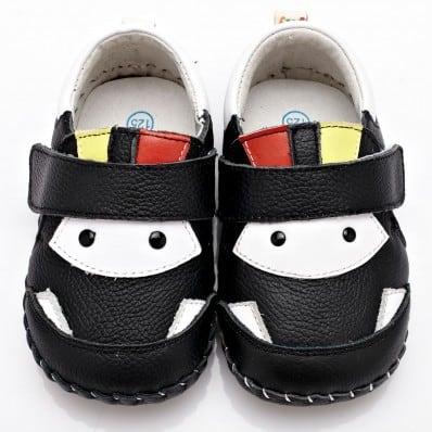 YXY - Chaussures premiers pas cuir souple   Monsieur chaussure