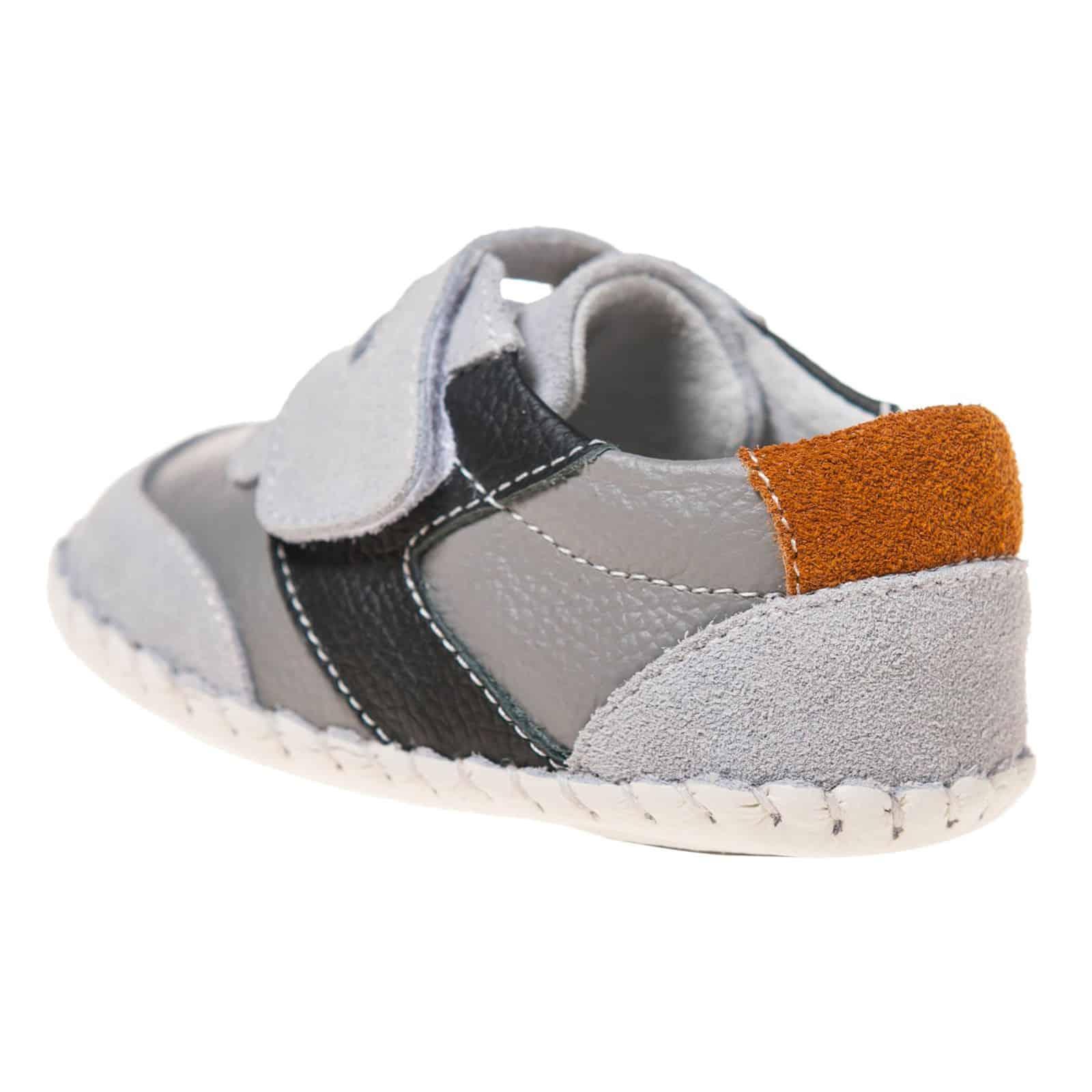 Little Blue Lamb - Zapatos primeros pasos para niño 22 IXU4gkLL1