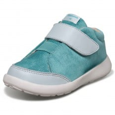 Little Blue Lamb - Zapatos de suela de goma blanda OG niñas - niños  | Zapatillas de deporte mixto