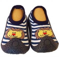 Scarpine calzini antiscivolo bambini - ragazzo | Leoncino