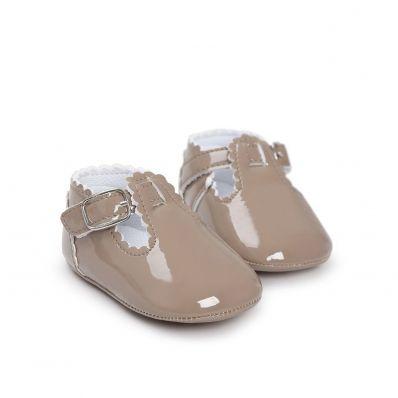 Chaussures premiers pas CHÂTAIGNE