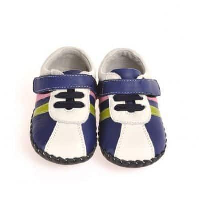 3efb4539210c3 CAROCH - Chaussures premiers pas cuir souple