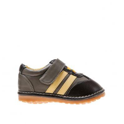 Chaussures semelle souple Baskets à bandes C2BB - chaussons, chaussures, chaussettes pour bébé