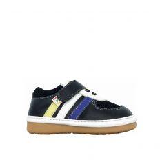 Chaussures semelle souple Basket à scratch