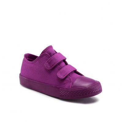 Little Blue Lamb - Krabbelschuhe Babyschuhe Leder - Mädchen   Sneakers rosa violett Samt