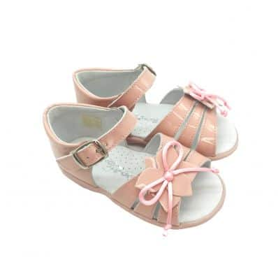 Chaussures semelle souple sandales ouvertes GIRLY