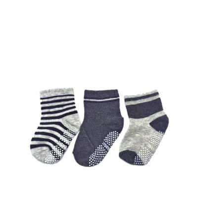 Lot de chaussettes antidérapantes UNIES