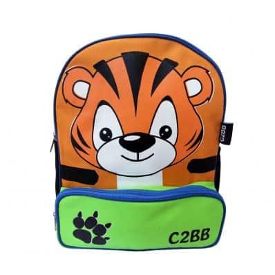 ORANGE IDEA - Rucksack baby kinder jungen   Tiger