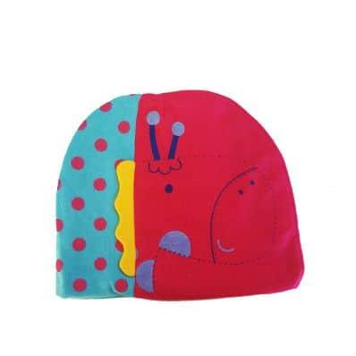 Bonnet GIRAFE CLOWN C2BB - chaussons, chaussures, chaussettes pour bébé