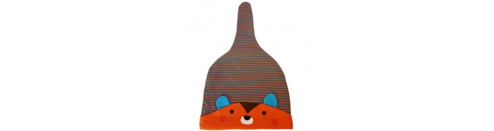 Sombreros del bebé - Mapache